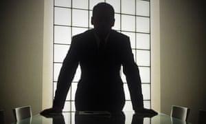 Businessman-boardroom