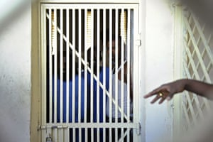 24 hours: Inmates in the UN-funded prison in Hargeisa