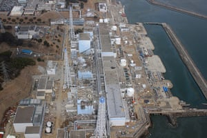 Japan Nuclear crisis: View of fukushima nuclear accident