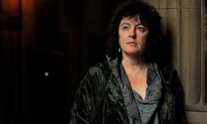 The new Poet Laureate Carol Ann Duffy po