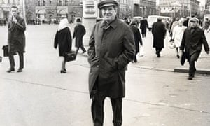 Kim Philby in Russia in 1968, five years after defecting