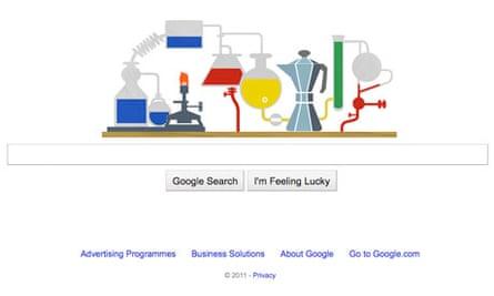 Bunsen Google doodle