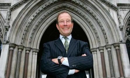 Richard Desmond court