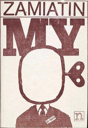 Out of this world: Polish samizdat edition of Evgeny Zamyatin's My (We)