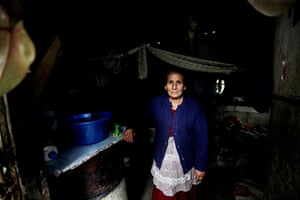 Guatemala Toybox Charity: Rosita in her home in Guatemala City