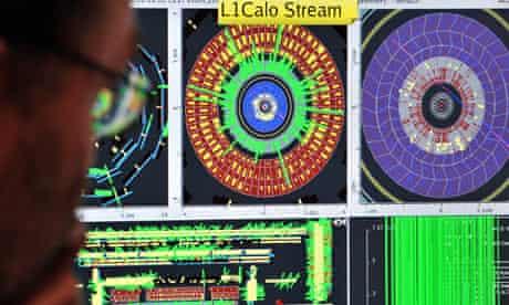 CERN scientist