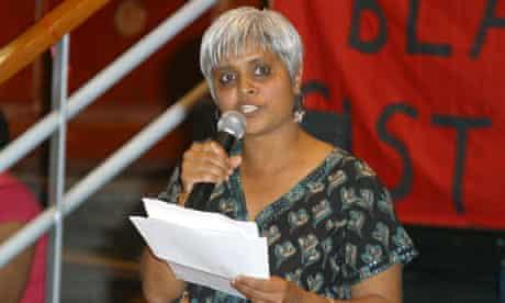 Pragna Patel, Chair of Southall Black Sisters