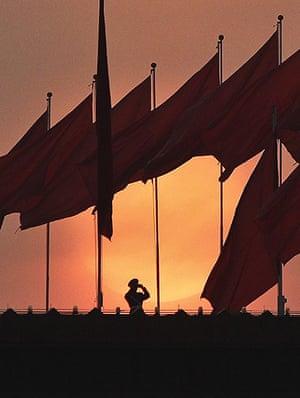 NPC in Beijing: Tiananmen Square