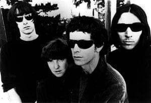 sunglasses: The Velvet Underground