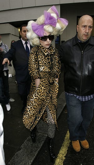 sunglasses: Lady Gaga london