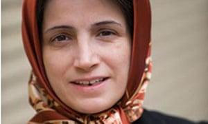 Jailed Iranian lawyer Nasrin Sotoudeh