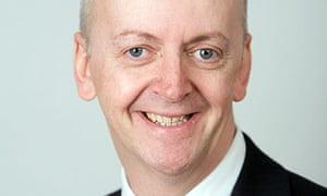 Mike Burrows, NHS Salford