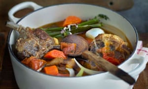Raymond Blanc's navarin of lamb recipe | Food | The Guardian