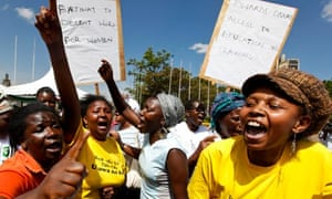 International Women's Day Kenya