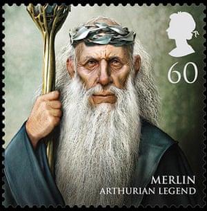 Magical Realms stamps: Magical Realms stamps