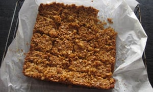Felicity's perfect flapjacks