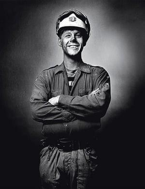 Disappearing Britain: Disappearing Britain: Yorkshire Coal Miners