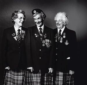 Disappearing Britain: Disappearing Britain: World War II Veterans
