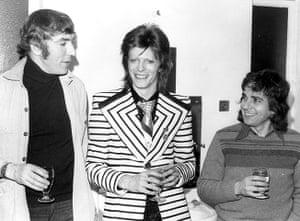 David Bowie: Bowie Backstage