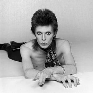 David Bowie: FILE PHOTO: David Bowie