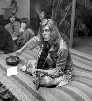 David Bowie: Photo of David Bowie