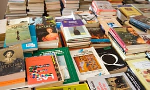 Spain's publishing sector thrives – but only 57% of the population reads books