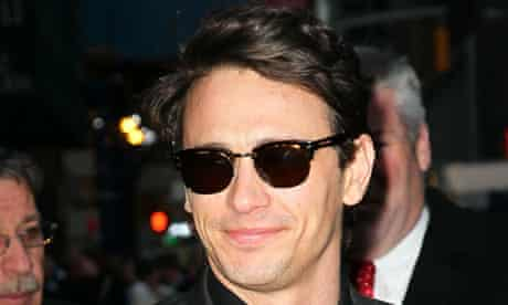 James Franco buys rights to Steve Erikson's Hollywood novel Zeroville