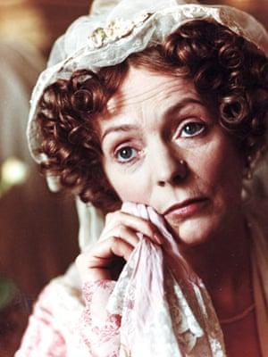 10 best: fictional mums: Mrs Bennet