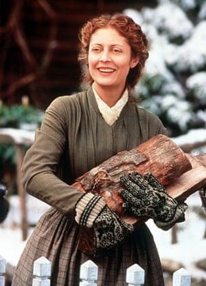 10 best: fictional mums: Mrs March