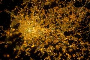 Satellite Eye on Earth: The metropolitan area of Milan, Italy