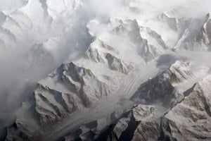 Satellite Eye on Earth: Tian Shan