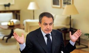 José Luis Rodríguez Zapatero 29/3/11