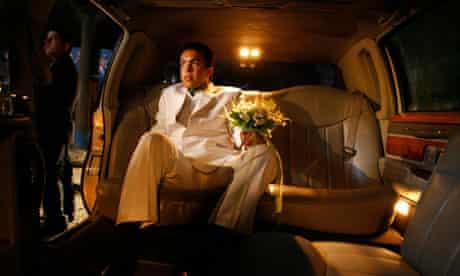 Afghan bridegroom