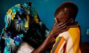 Rape Trail in Democratic Republic of Congo
