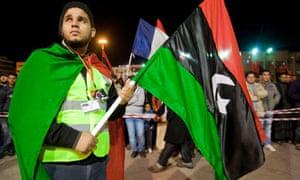 libyan rebels in Benghazi