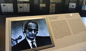 Adolf Eichmann on trial