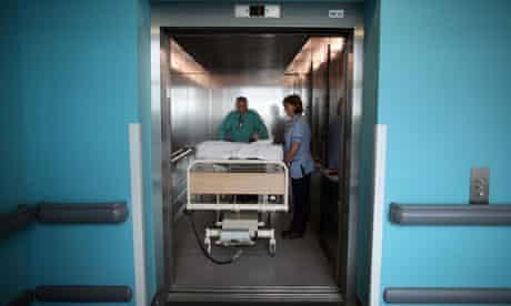 NHS nursing