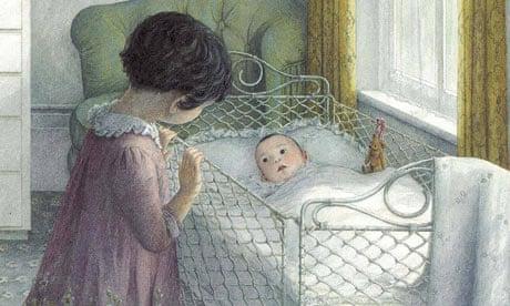 Joanna Carey on the illustrations of Angela Barrett