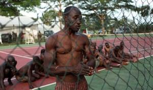 Ivory Coast: Detained pro-Gbagbo militiamen in custody in Abidjan