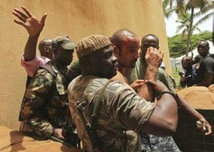 Ivory Coast: Michel Gbagbo son of Ivory CoastLaurent Gbagbo