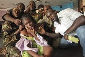 Ivory Coast: Former first lady Simone Gbagbo