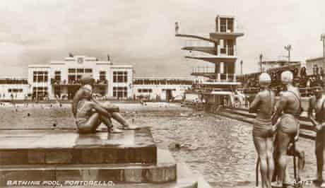 Portobello pool