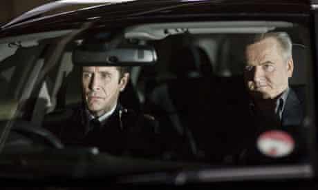 Waking the Dead: Paul McGann as Tony Nicholson and Trevor Eve as Det Supt Peter Boyd