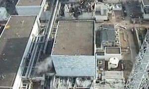 Unit 2 reactor building at Fukushima Daiichi