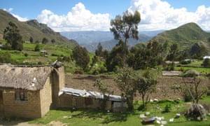 Pinaya Village Bolivia
