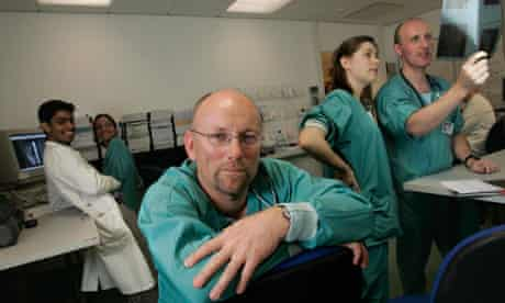 Dr James Ferguson, Scottish Centre for Telehealth