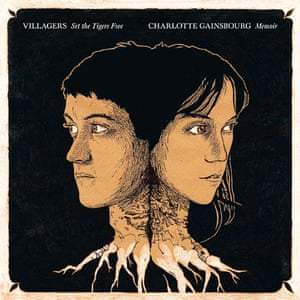 Record Covers: Charlotte Gainsbourg and Villagers Record Cover For Record Shop Day