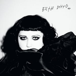 Record Covers: Beth Ditto Record Cover For Record Shop Day