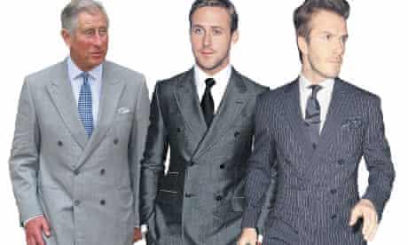 Prince Charles, Ryan Gosling and David Beckham