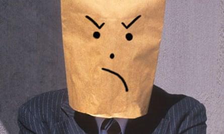 Dick Vinegar paper bag